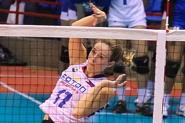 Woes continue for Foton Pilipinas as it bows to Iranian squad and gets relegated to battle for seventh place