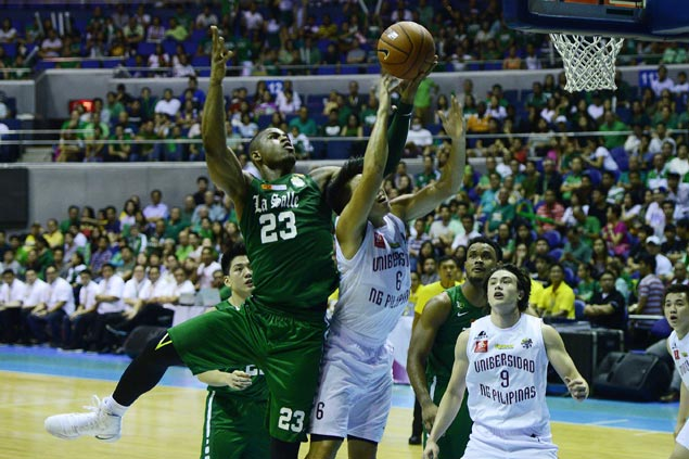Ben Mbala puts up huge double-double as Archers down Maroons to take early lead in UAAP 79
