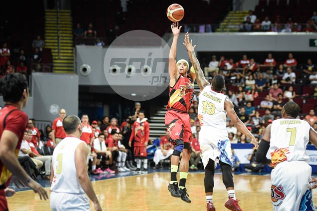 Under-the-weather San Miguel frustrates ROS to clinch twice-to-beat edge in quarterfinals