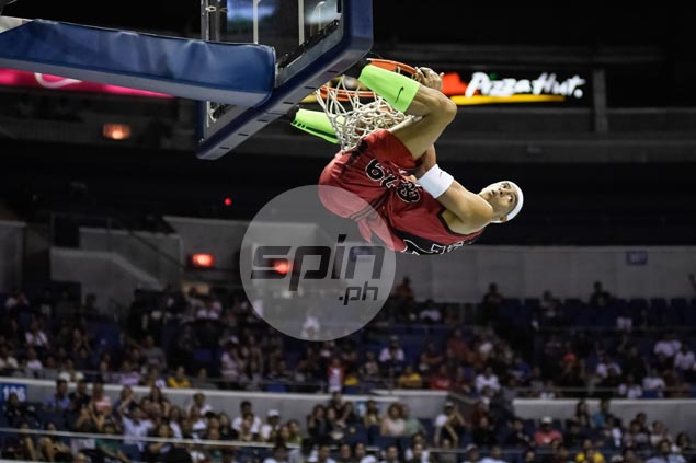 Arwind Santos admits SMB had extra motivation to beat Rain or Shine. Find out what