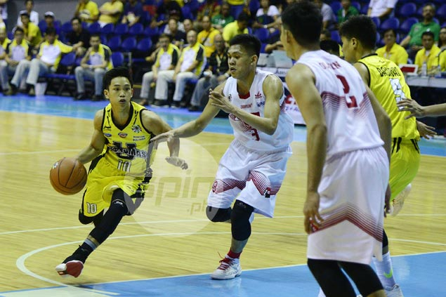 Renzo Subido draws from frustrating seasons to deliver career game for UST