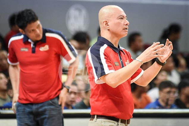 Coach Yeng Guiao rues lack of production from Jeff Chan, Paul Lee, satisfied on import Josh Dollard debut