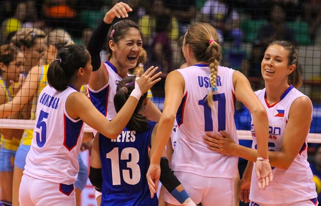 Foton Pilipinas ends Asian stint with three-set win over Taipei in battle for seventh place