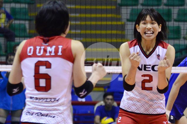 Japan's Red Rockets rip Ba'yi Shenzheng to complete perfect run to Asian club title
