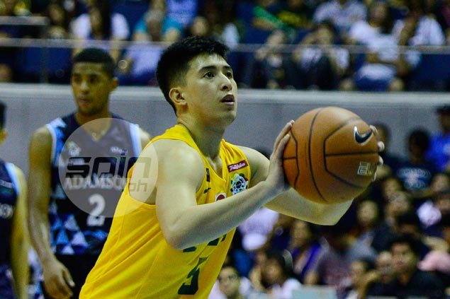 Axel Inigo shed 25 lbs with no-rice diet to crack FEU lineup. Now his sacrifice is paying off
