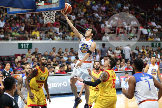 Resurgent Larry Fonacier far from satisfied amid TNT success: 'Nothing less than a championship is a must'