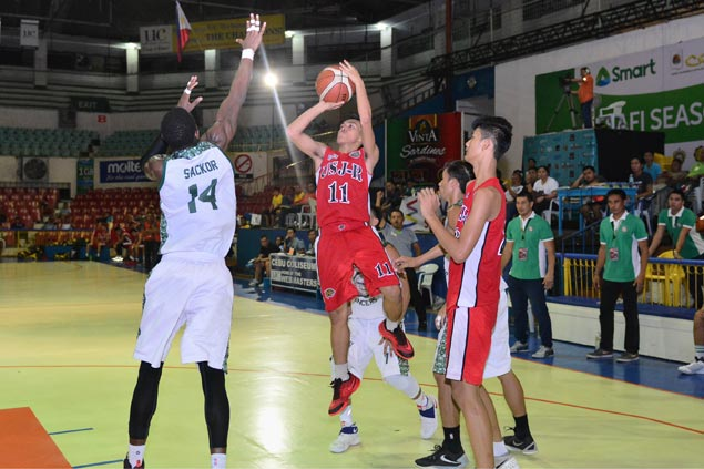 Shorthanded USJ-R Jaguars defy Cesafi expectations, thanks to a system that works