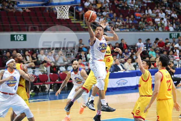 Streaking TNT Katropa wins for the ninth time in 10 games, adds to Star misery