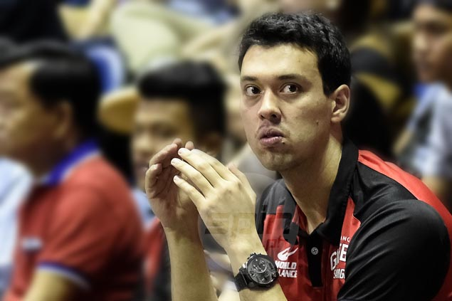 Tim Cone confirms initial MRI on Ginebra big man Greg Slaughter knee points to ACL tear