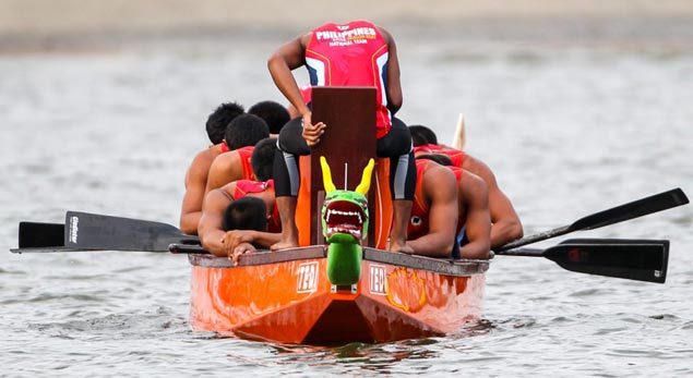 Philippines wins three gold medals in Dragon Boat World Championship