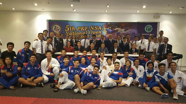 Miyuki Tacay, Marionne Rebanal lead winners in Philippine Karatedo Federation national meet