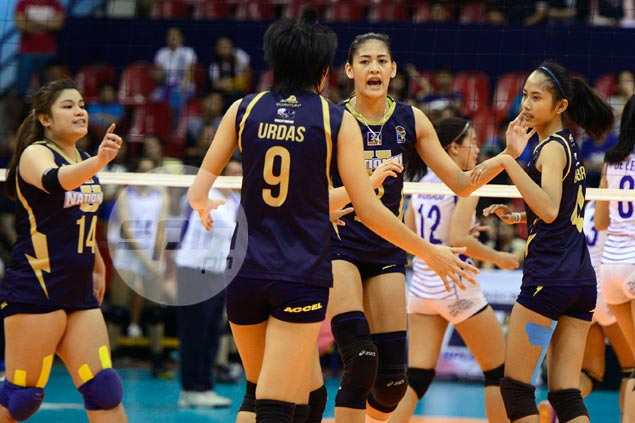 Unlikely NU heroine Aiko Urdas says Lady Bulldogs fightback a sign of maturity