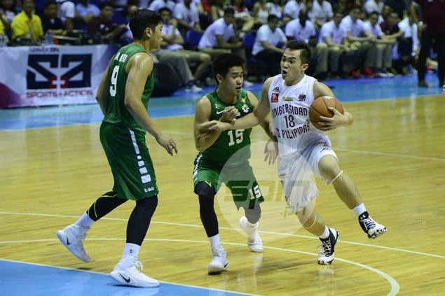 Paul Desiderio calls out UP teammates: 'Nasa utak na ng iba, 'Ah ok lang matalo'