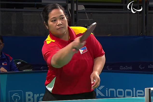 Josephine Medina bags bronze medal in Rio Paralympics table tennis