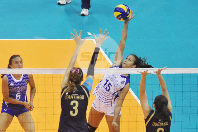 Jhoana Maraguinot denied a win in comeback, but expects Ateneo to fight to the end
