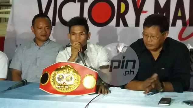 Johnriel Casimero bows to Jonas Sultan in eliminator for next foe of world champ Jerwin Ancajas