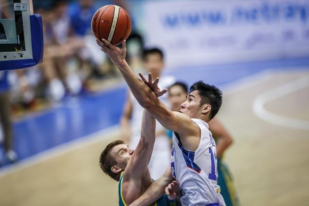 Mac Belo helps Gilas stop the bleeding in Fiba Asia Challenge with rout of Kazakhstan