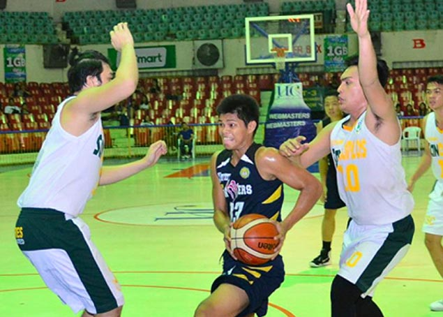 USPF Panthers take charge early and hold off UC Webmasters for second win in Cesafi
