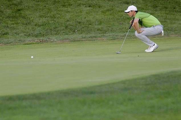 A bit of a complex scenario for Rory McIlroy in Tour Championship after missing top five