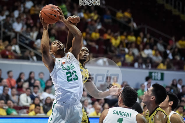 Ruthless La Salle stays perfect in UAAP after 38-point rout of UST Tigers