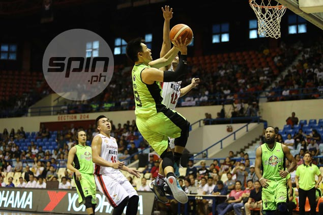 GlobalPort outduels Blackwater in Antipolo shootout to end season on positive note