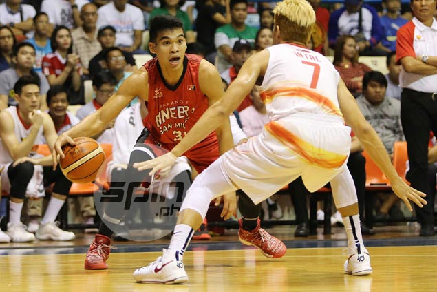 Aljon Mariano repays Cone faith with solid outing in rare start for Ginebra