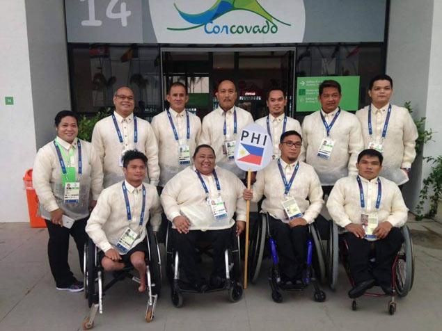 Medina's bronze medal in Rio raises profile of Pinoy parathletes, says Gawilan