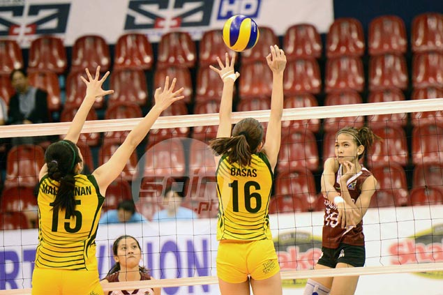 UP Lady Maroons get back at FEU Lady Tamaraws in V-League battle for third