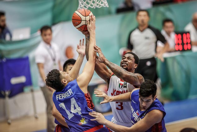 Jordan scores easy victory, sends Gilas 5.0 crashing
