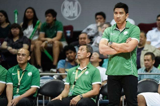 Coach Aldin Ayo pleased but far from satisfied even as Archers keep slate unblemished