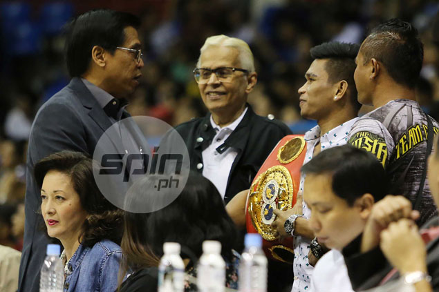 Johnriel Casimero hopes to meet President Duterte personally after successful IBF title defense