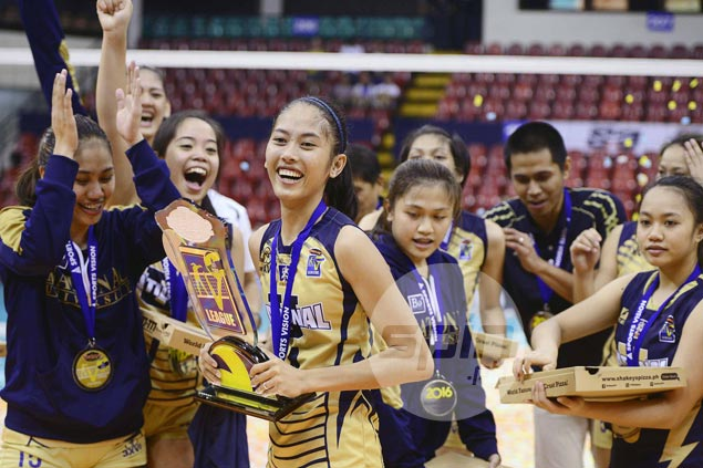 Jasmine Nabor happy to win title, Finals MVP honors after missing out on best setter award