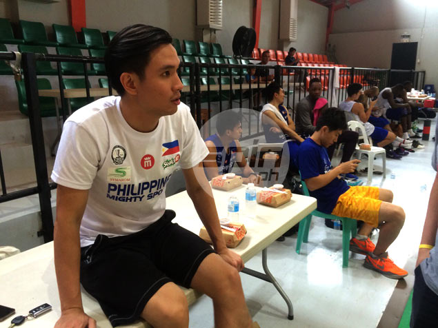 Despite solid Mighty lineup, Charles Tiu expects rough sailing in Merlion Cup