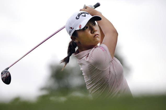 Defending champ Lydia Ko falls behind first round co-leaders Chun, Park in Evian Championship