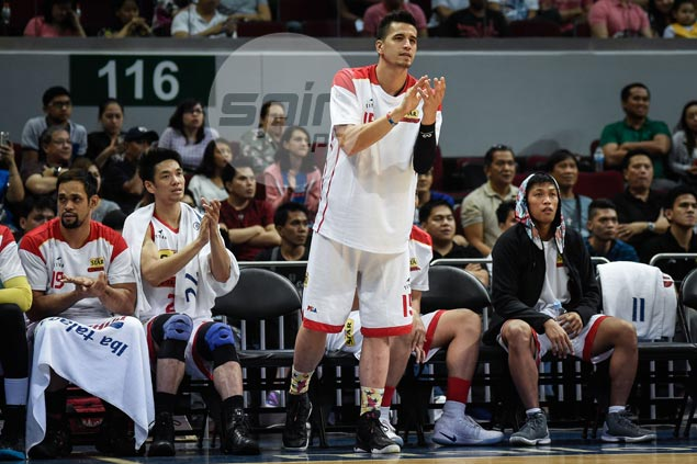 Marc Pingris benched in Star's farewell game for season after coming in late