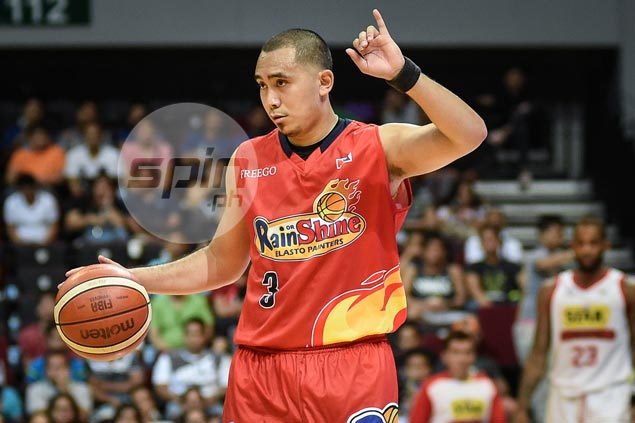 Paul Lee makes up for letdown, comes through for RoS in game that mattered most