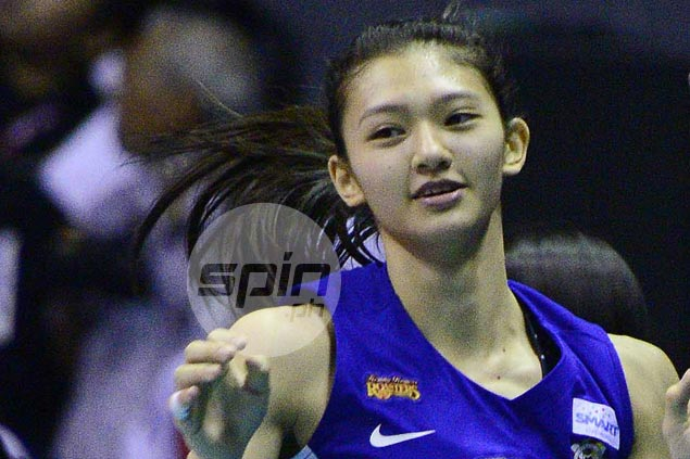 Maddie Madayag admits trauma remains after ACL injury but hopes to rejoin Ateneo by November