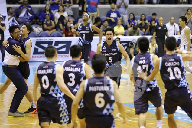 Dawn Ochea last-gasp basket lifts Falcons to victory over Blue Eagles