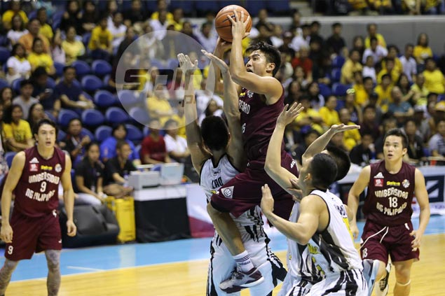 Jett Manuel says learning how to close out games the missing link for UP to end winless start