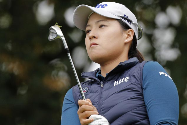 In Gee Chun moves to top spot in Kingsmill Championship