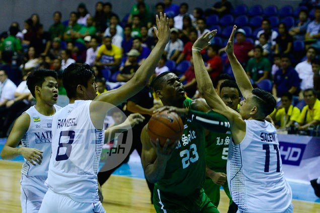 La Salle turns to vaunted defense to repulse NU Bulldogs, stay unbeaten in UAAP