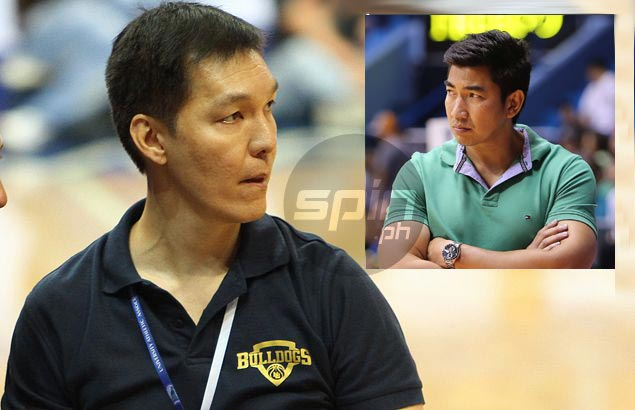 Eric Altamirano returns compliment, takes pride in rise of NBTC alum Aldin Ayo
