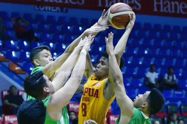 Red Robins down Greenies to secure No. 2 semis seeding with one elims game to spare