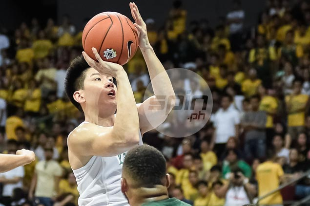 Jeron Teng is second straight La Salle Green Archer named UAAP Player of the Week