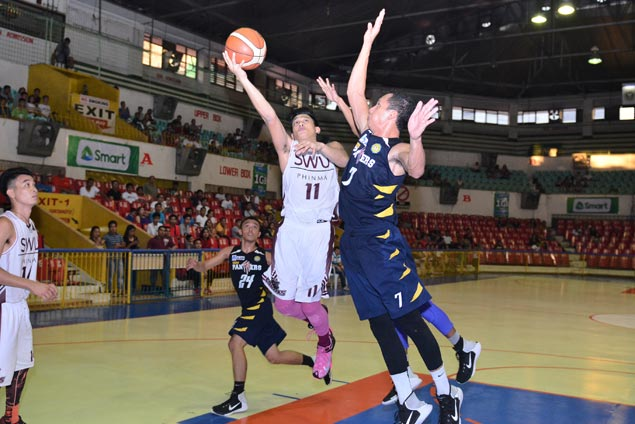 SWU Cobras ease past USPF Panthers to stretch unbeaten run to 10 games