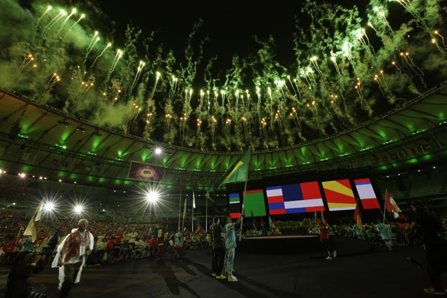Series of mega-sports events in Brazil ends as Paralympics come to a close