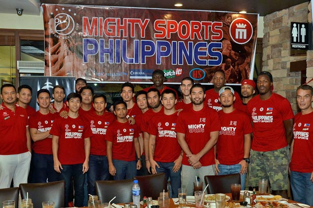 Douthit says Mighty chemistry, talent can make up for short buildup for Merlion Cup