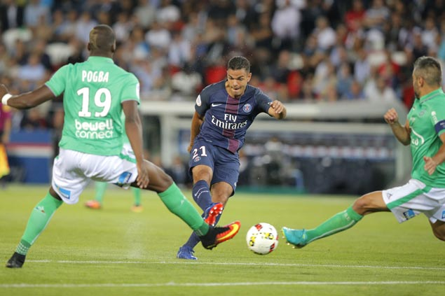 Ben Arfa's move to PSG falls flat after being left out of lineup for third straight game