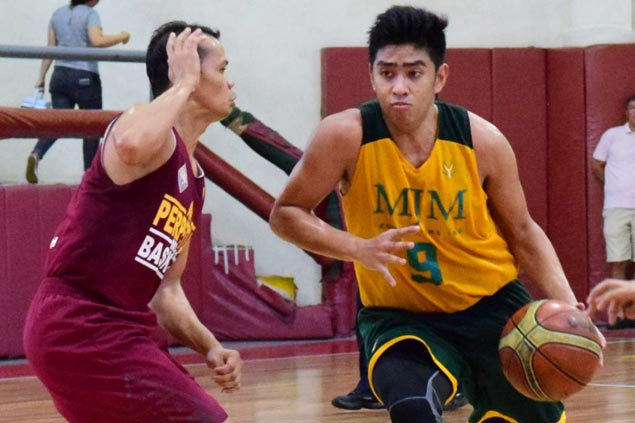 San Beda Red Lions, FEU Tamaraws keep 1-2 spots in group play of Fr Martin Division 2 meet
