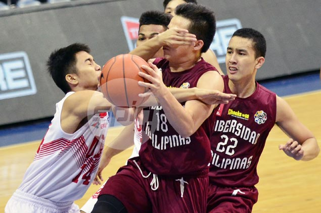 UP Maroons break out of big rut and leave UE Warriors in the cellar